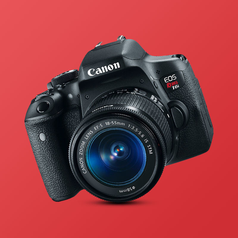 Online Learning Canon digital photography class