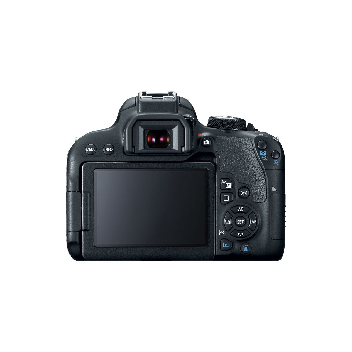 Canon Eos Rebel T7i Dslr Camera Body Only