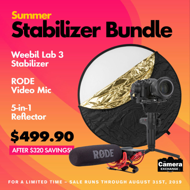 , Summer Stabilizer Bundle