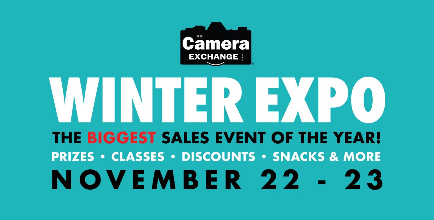 , Our First Winter Expo!
